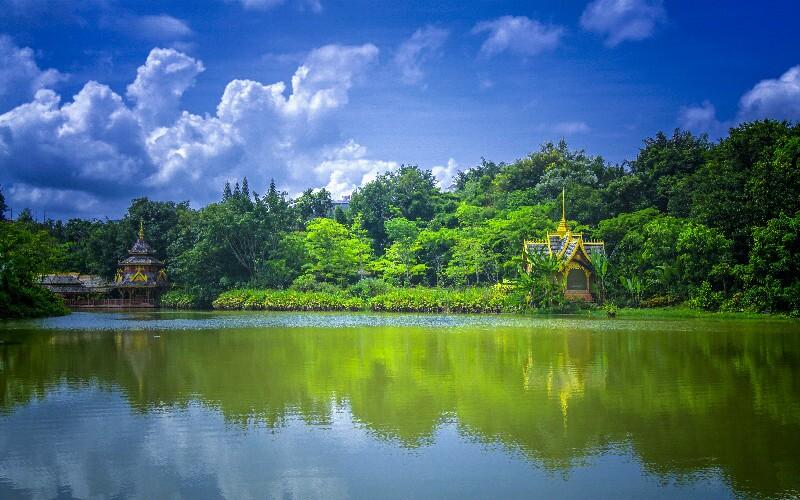 Manting Park, Xishuangbanna