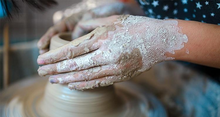 Jingdezhen Porcelain Making