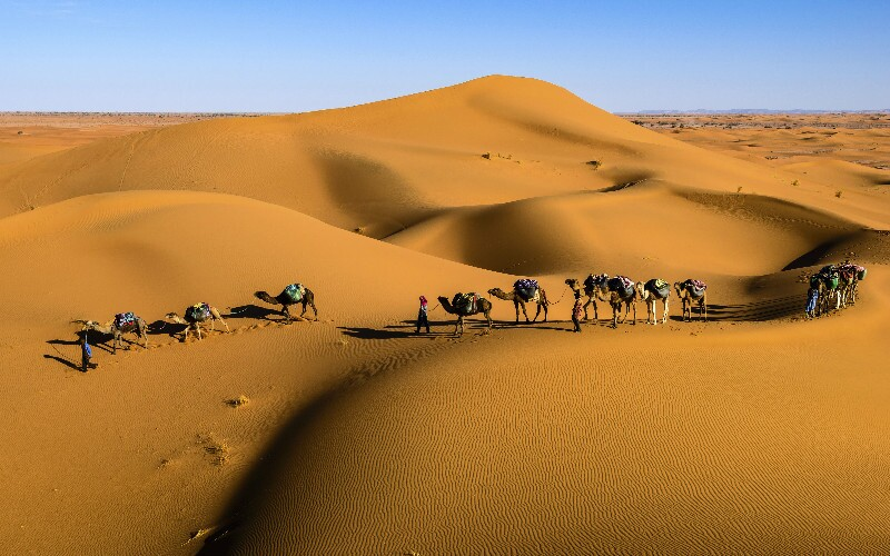 The Top 5 Deserts in China Most Adventure Travelers Don't Know