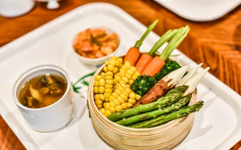 Wuhan Vegetarian Restaurants
