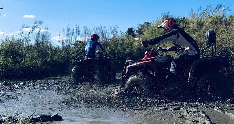 experience driving ATV