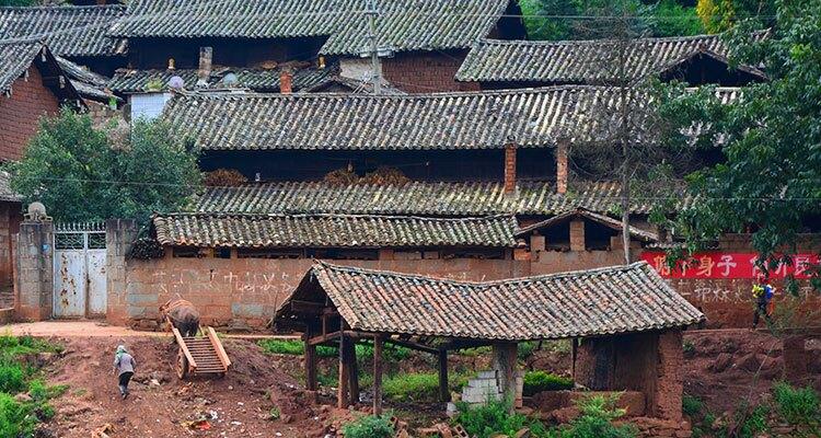 Beihe village