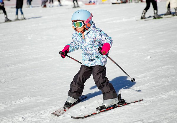 Skiing Trip from Shanghai