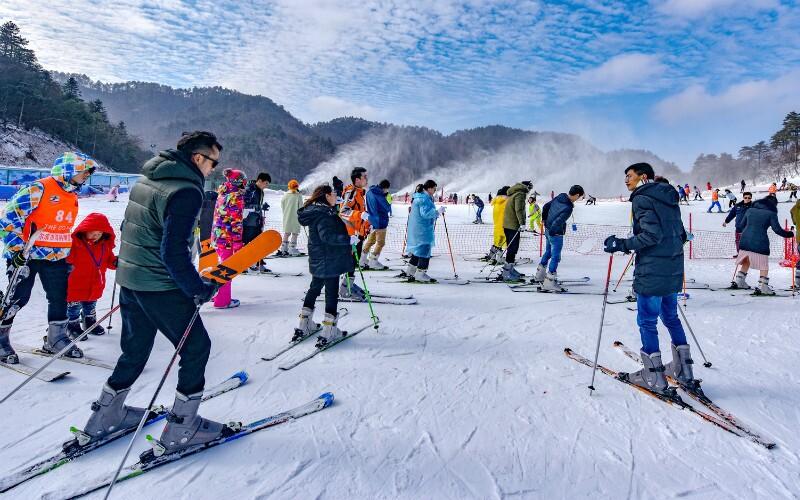 Saibei Ski Resort