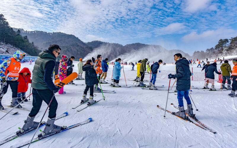 The Top 4 Ski Sites around Shanghai