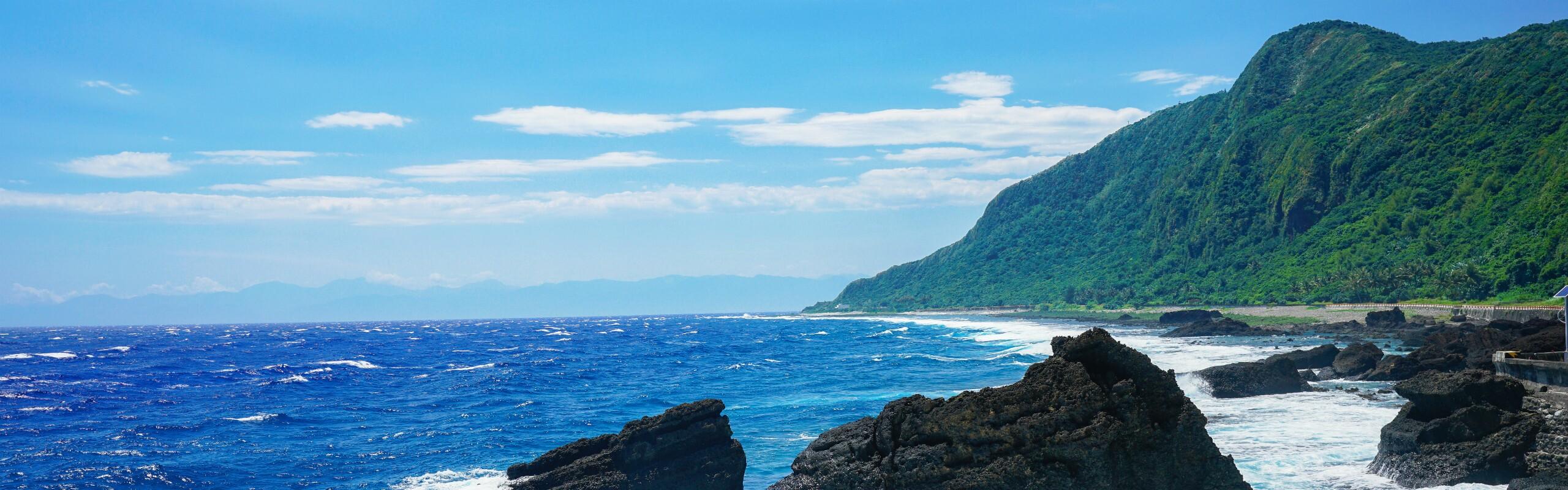 One Day Private Sea to Sky Nanya Rocky Shore and Pinxi Sky Lantern