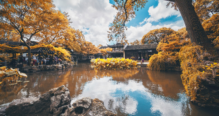 Suzhou's Garden