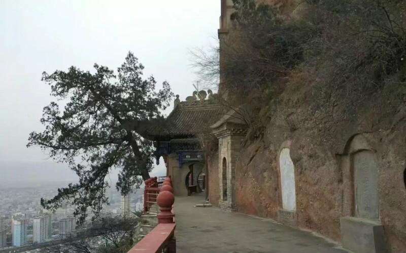 Daxiangshan Grottoes