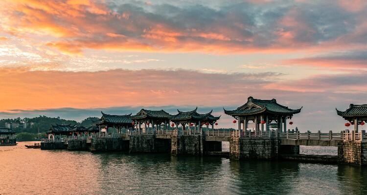 Puente de Guangji de Chaozhou