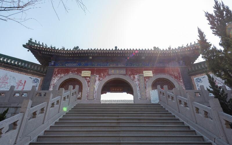 Four-door Pagoda