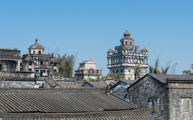Kaiping Diaolou and Villages
