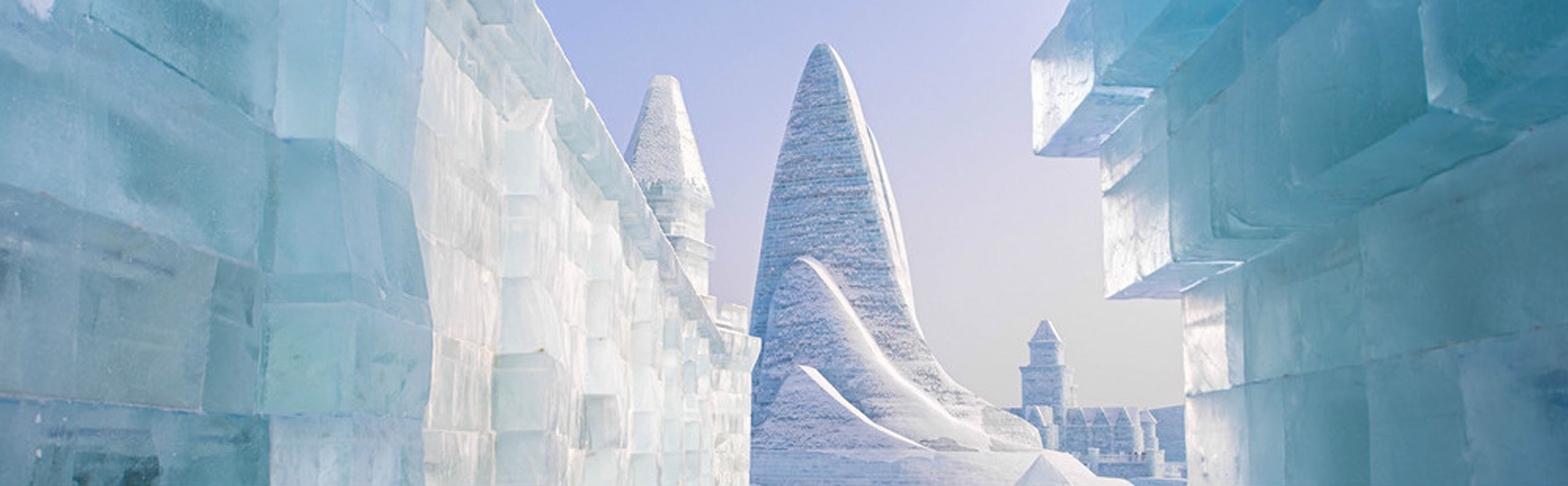 One Day Harbin Ice and Snow Fairyland Tour