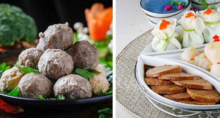 Chaozhou food