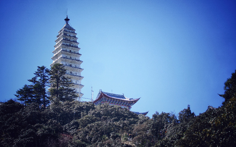 Kunming - Dali High-Speed Train