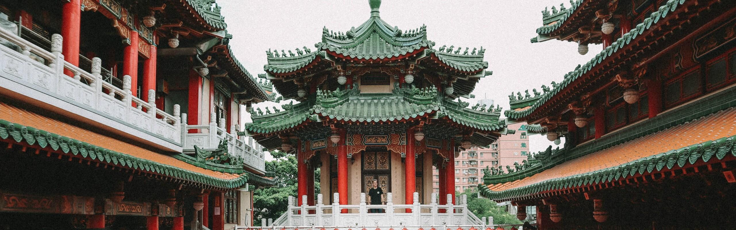 9 Days Taiwan Essence Tour