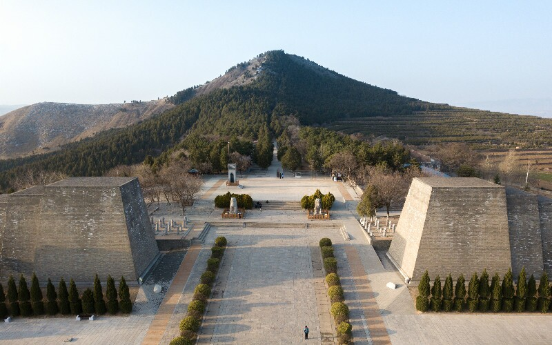 The Tomb of Crown Prince Zhanghuai