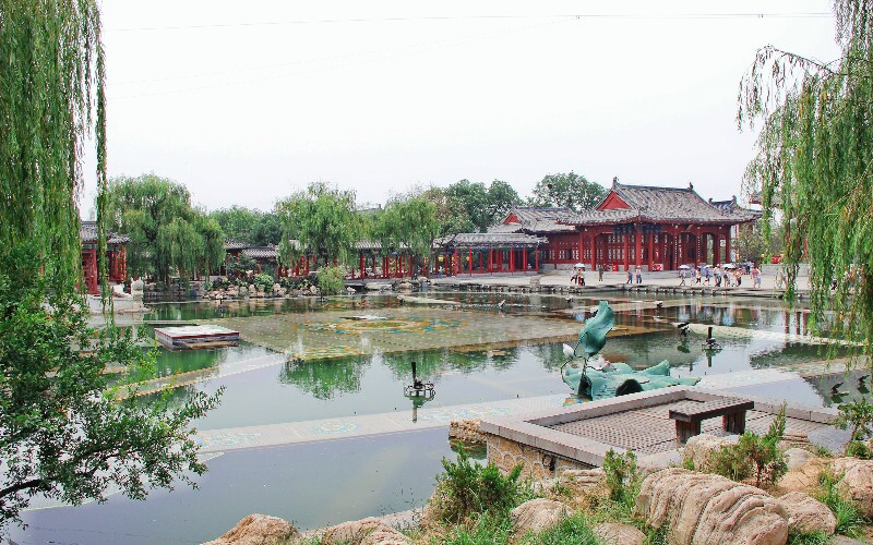Xi'an Weather in July
