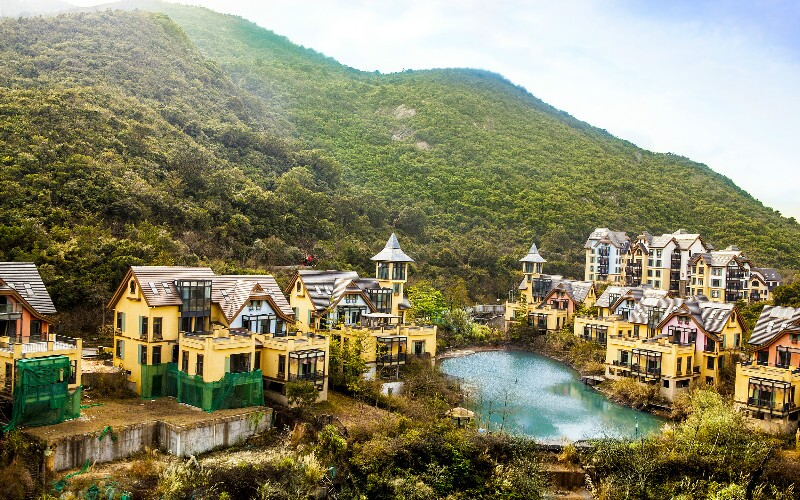 Overseas China Town (OCT)