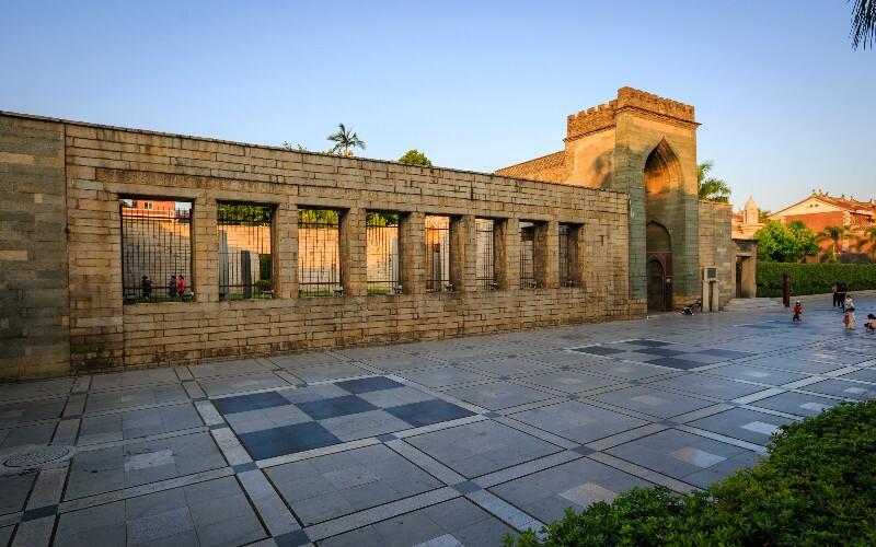 Mosques in Quanzhou