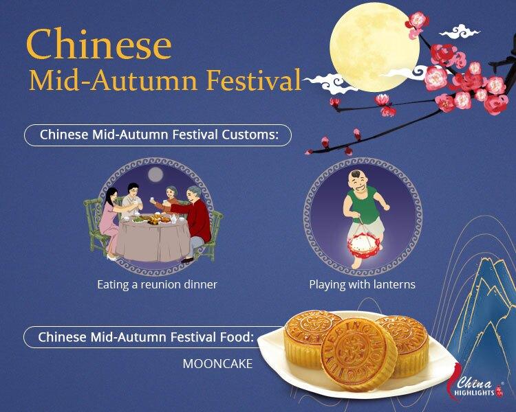 Mid-Autumn Festival 2021 Date is September 21