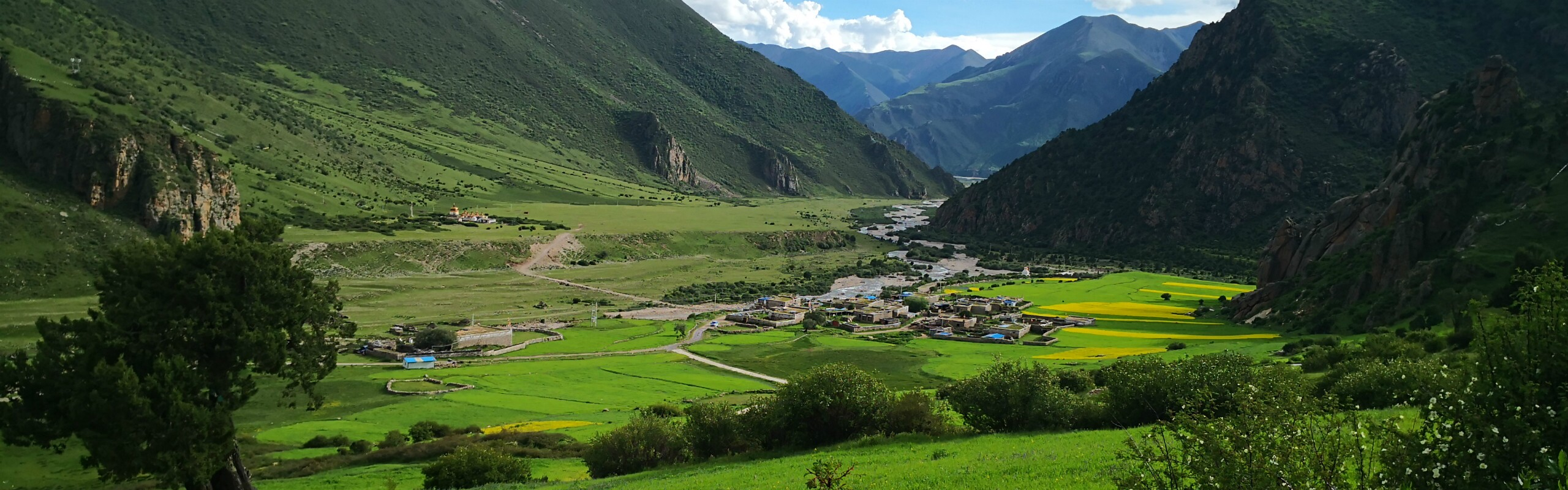 7-Day Tibet Tour including Trekking and Camping