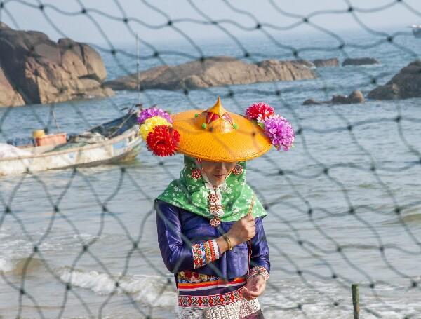 A Hui'an Woman in Quanzhou