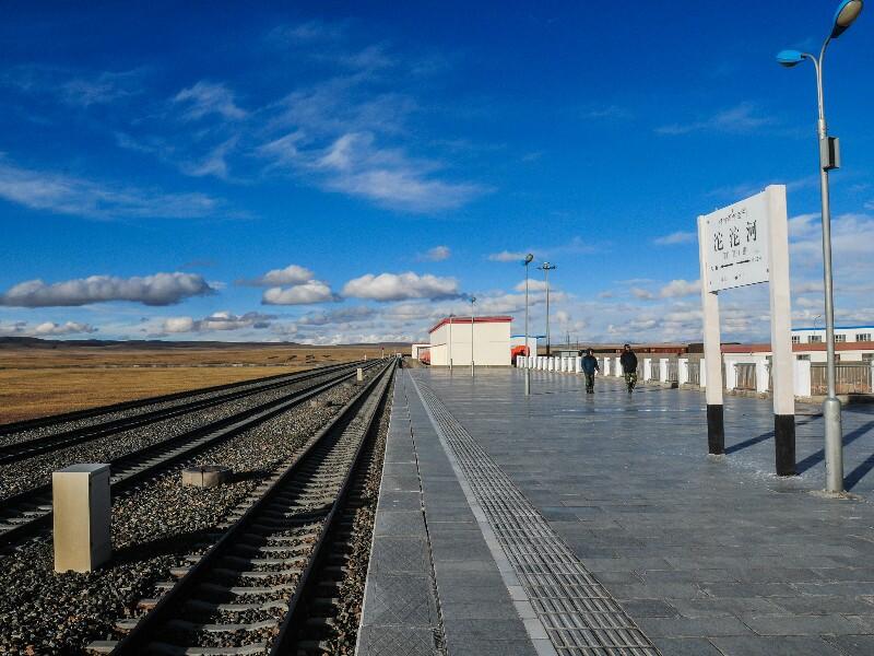 Trains to Tibet — Experience the Qinghai-Tibet Railway