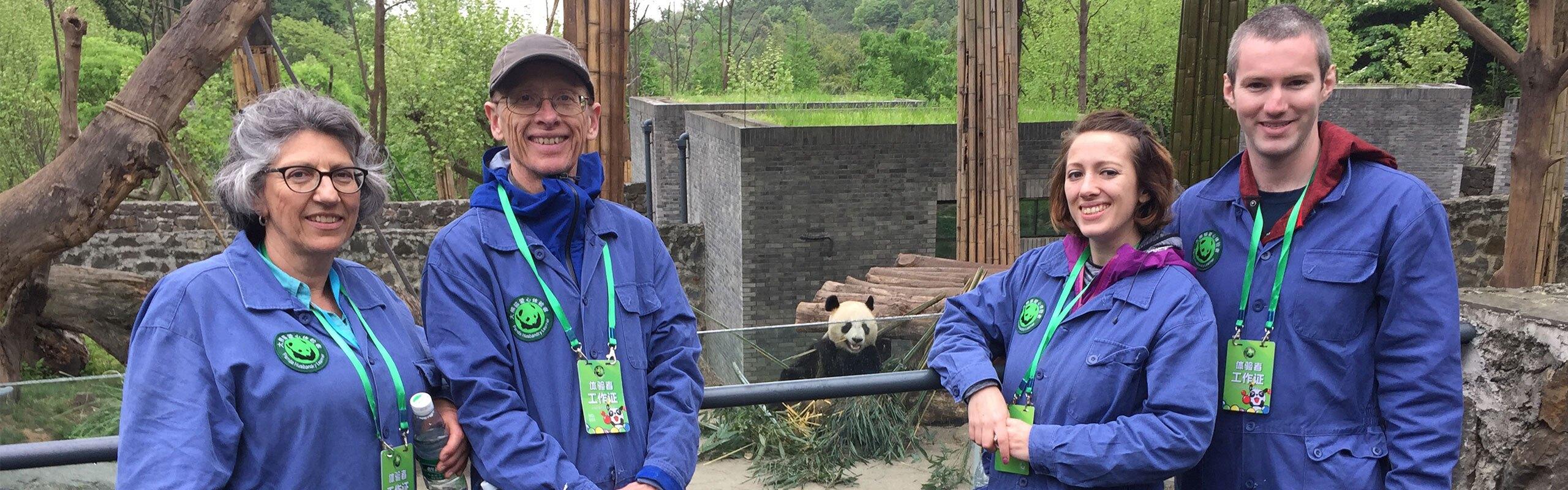 4-Day Wolong In-Depth Panda Tour