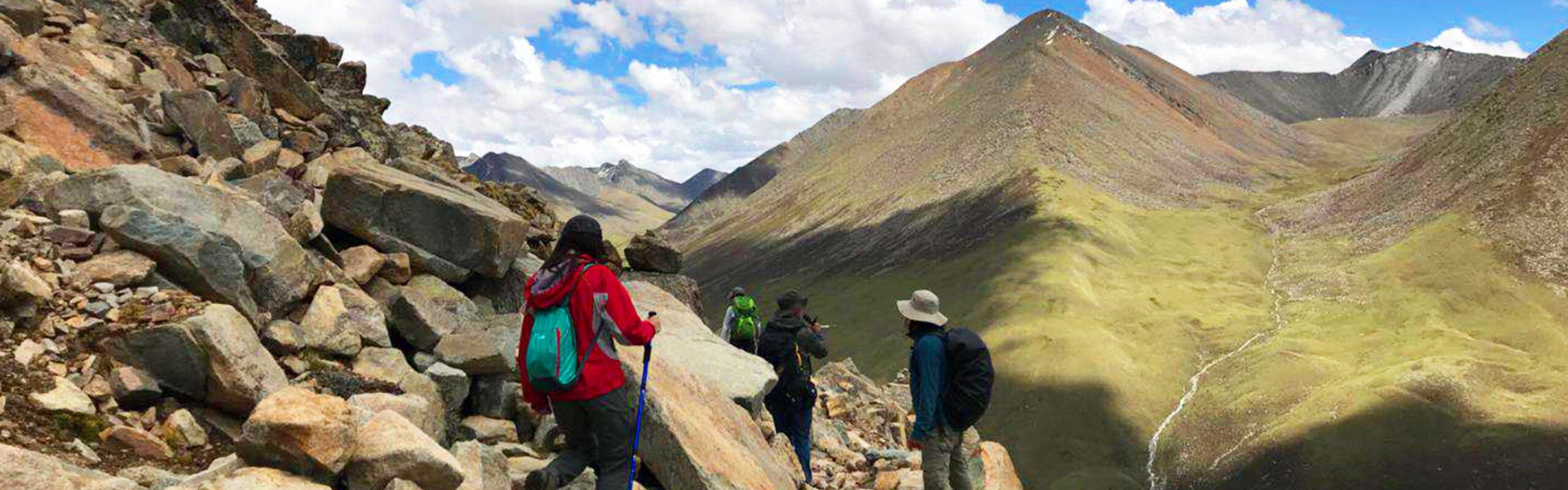 9-Day Tibet Tour with Lhasa and a Ganden–Samye Trek