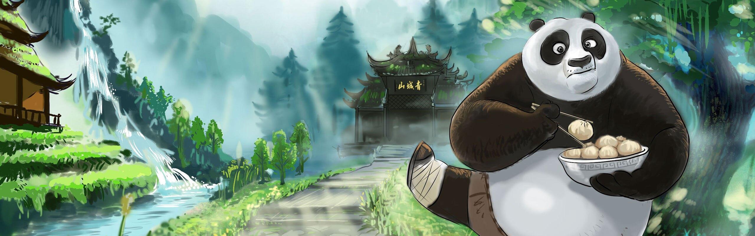 One Day Kung Fu Panda Tour