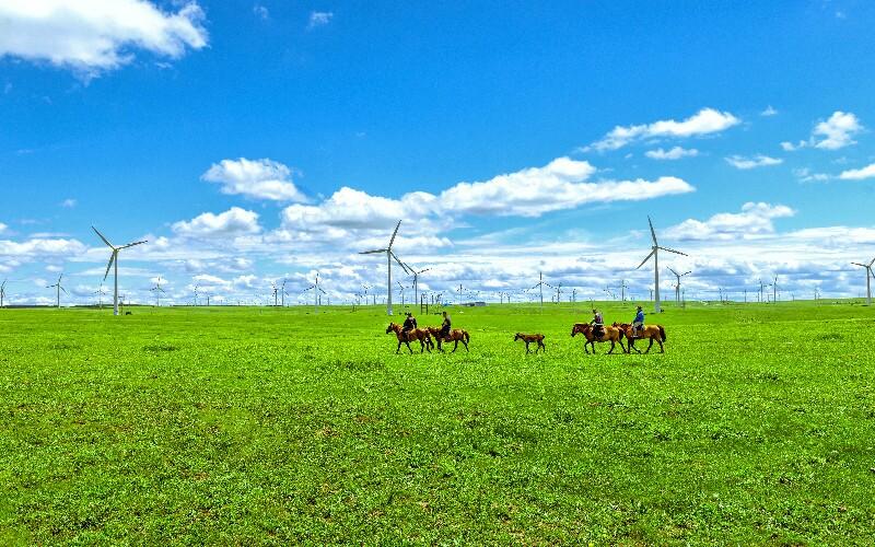 Huitengxile Grassland