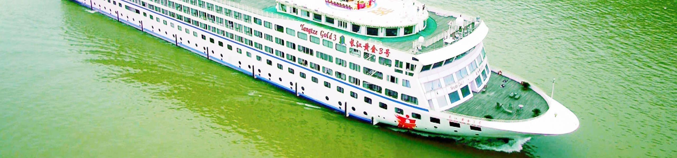 Yangtze Gold 3 Cruise