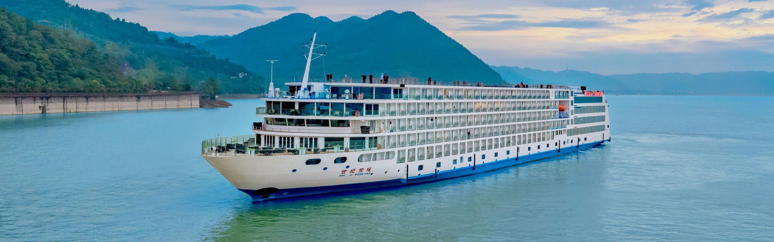 Century Glory - Century Cruises New Flagship River Cruise Ship