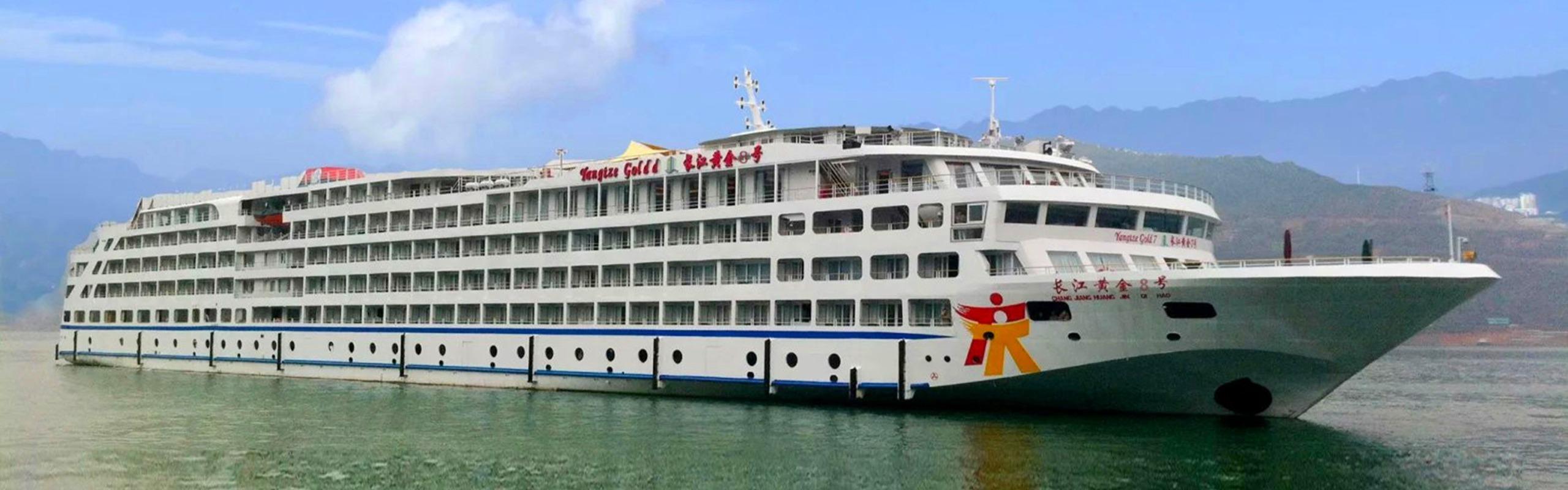 Yangtze Gold 8 Cruise