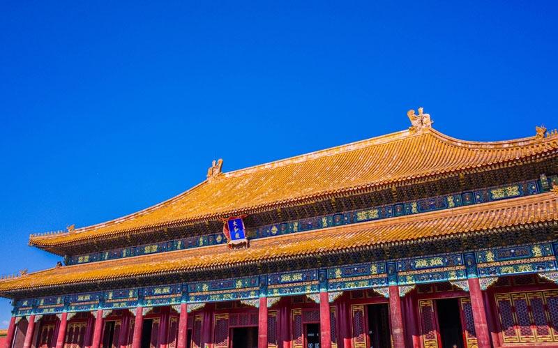 Hall of Supreme Harmony(Taihe Hall)