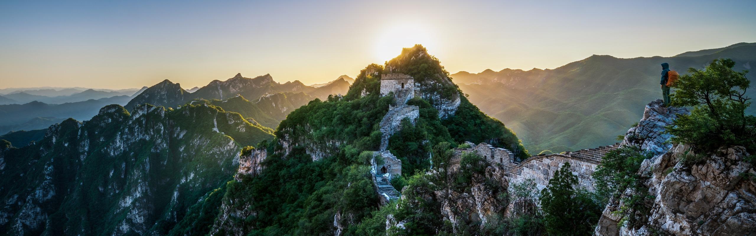 2-Day Jiankou Wild Great Wall Camping Tour
