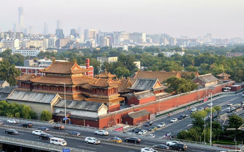 Lama Temple — Biggest Tibetan Buddhist Lamasery in Beijing