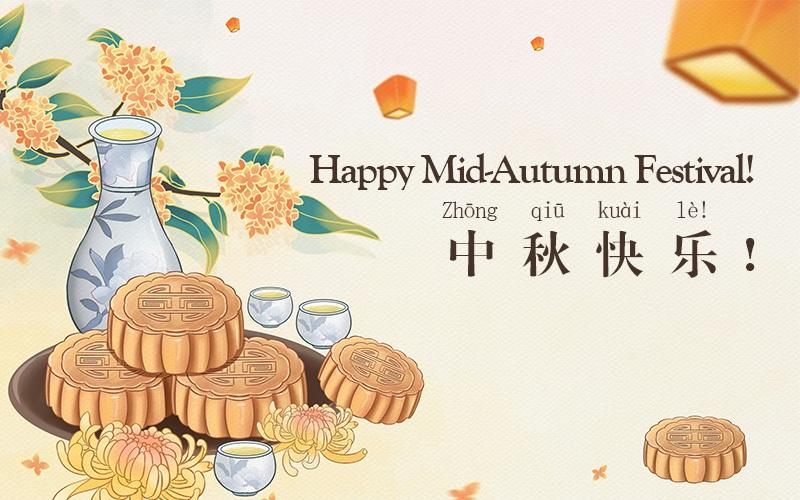 10 Popular Mid-Autumn Festival Greetings, Happy Mid-Autumn Festival