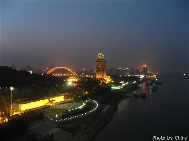 /王瑜/武汉/,武汉长江大桥夜景1.jpg