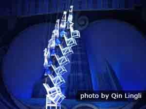 Chinese acrobatics, Shanghai