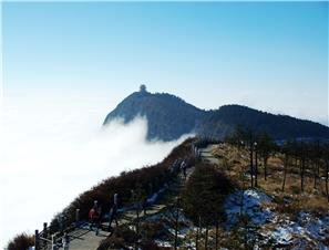 emei mountain