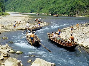 Rafting around Shanghai — the 7 Best Places