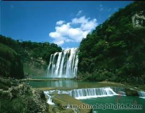 Huangguoshu Waterfall in Guizhou