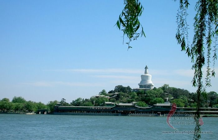 Beijing Beihai Park China Highlights