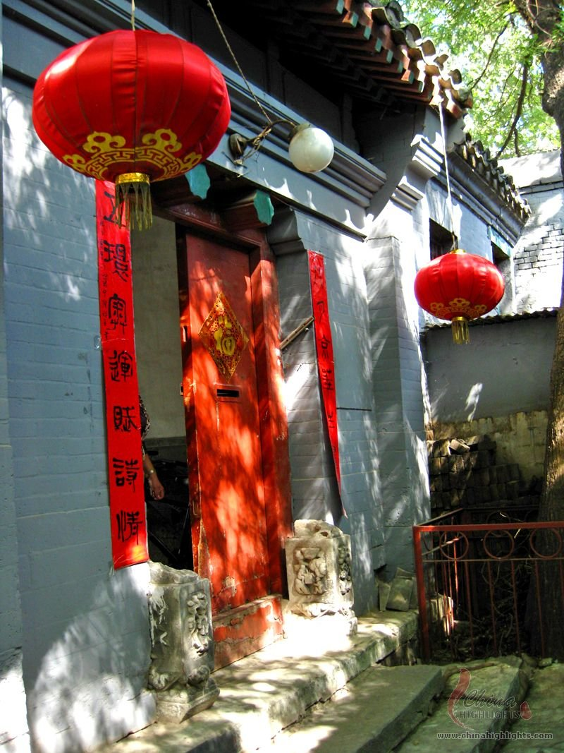 Beijing Hutongs — Introduction and Visitors' Guide