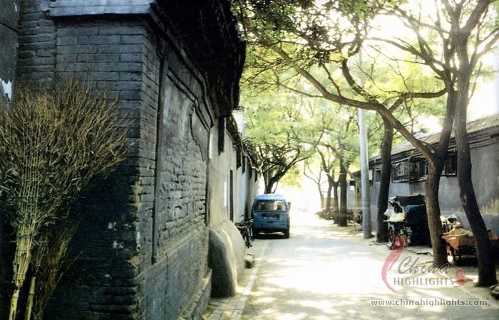 Hutong History: Hutong Life from the 13th to the 21st Centuries