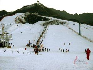 Lianhuashan Ski Resort