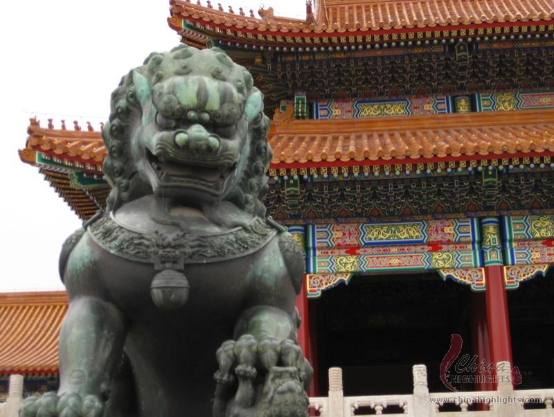 The Forbidden City — 9999 Rooms for 14 Emperors