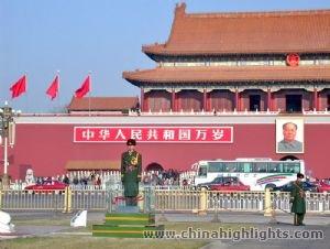 Travel to Beijing, China