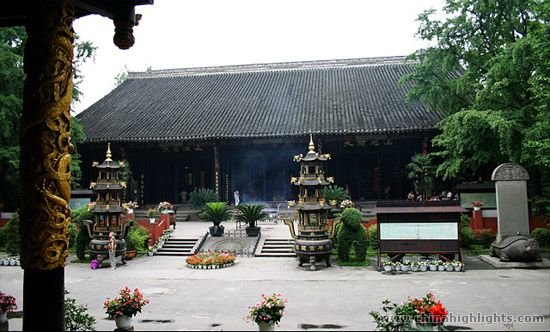 Qingyang China  city photos : Qingyang Temple Pictures China Highlights